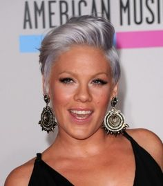 the whole time i was in beauty school I wanted this color, and I still do. When I go gray I am gonna rock it!!!