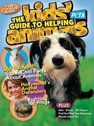 """Kids love Stickers and they will adore these humorous, animal friendly, Free Stickers from PETA.  Not much for you to do, just tell them where to send them!  While you are on the site, you can also sign up to receive their FREE magazine """"The Kids Guide To Helping Animals""""  Of Course, It's FREE! http://ifreesamples.com/get-free-stickers-and-magazine-for-kids/"""