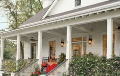 southern living home plans | Southern Living Custom Builder : The Potter's House