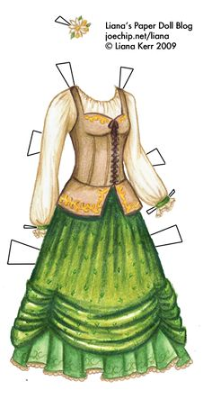 hobbit girl--- this is what my costume for the hobbit will look like, but with pink embroidery instead of yellow... :) I CAN'T WAIT!!!!!!!!