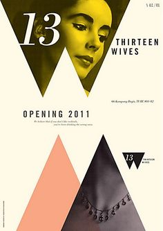 13 Wives posters