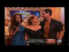 Season 14, Week 1:  Melissa Gilbert and Maks Chmerkovskiy dance Cha Cha