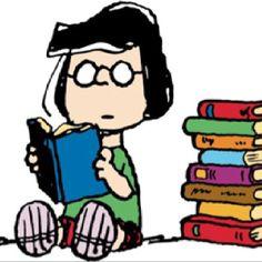 Marcie...Read a good book!