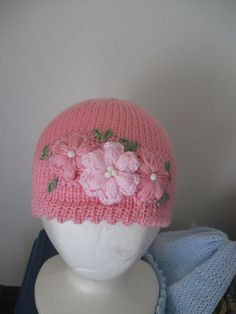 Chemo Hats - definitely on my to do list - love it!