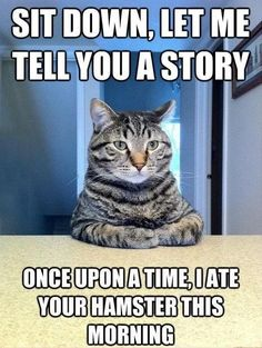 Let me tell you a story...
