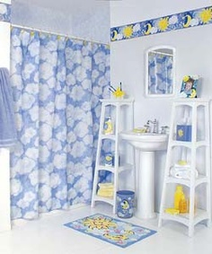 Kid Bathroom Ideas on Pinterest