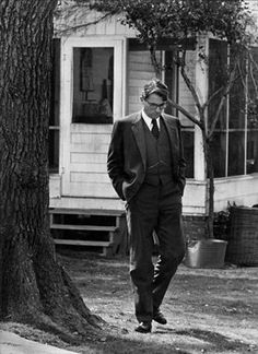 Gregory Peck/To Kill a Mockingbird, 1962