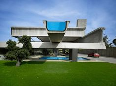 Hemeroscopium house, by Ensamble studio, Madrid