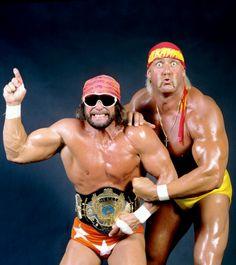 """The Mega Powers"" (Hulk Hogan and Macho Man Randy Savage)"