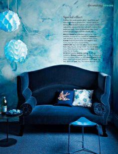 Blue room I