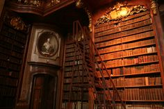 National Library . . . Vienna . . . Austria
