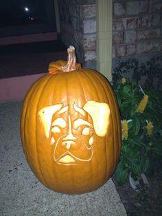 Halloween Pumpkin Carving Patterns - Holiday and Seasonal
