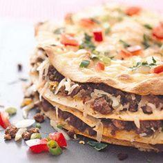 Comfort food recipes: Tortilla Pie