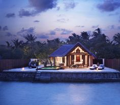 Taj Exotica Resort and Spa in South Male Atoll, Maldives bit.ly/xiGCFK