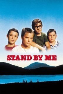 """""""Stand by Me"""" (1996). After the death of a friend, a writer recounts a boyhood journey to find the body of a missing boy. I'd forgotton what a great movie this is.  Definitely worth a second look."""