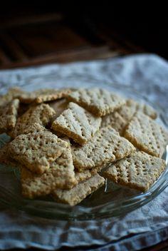 Short digestive biscuits, receta de galletas de avena inglesas con Thermomix