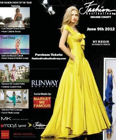 Market Me Famous is one of the sponsors for Fashion Destination Group. We are alongside Runway Magazine,  Wells Fargo, Macy's, Sprint and many more. Market Me Famous is the official social media company doing Fashion Destination Group's event  http://www.MarketMeFamous.com
