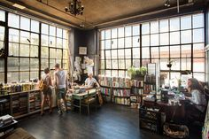 Brooklyn's Mellow Pages Library and Reading Room