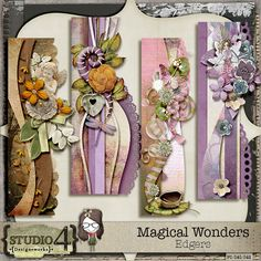 Magical Wonders - Edgers