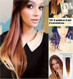 slick brown human hair style by clip on cheap colored hair extensions for short hair