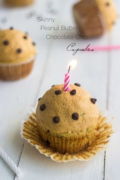 Single Serving Chocolate Peanut Butter Cupcakes