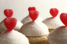 Cinnamon Frosting Recipe with cinnamon Jelly Heart Candy