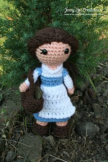 Cutie French Peasant inspired by Belle by Jennifer Chittum