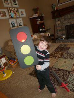 Semáforo ~ Traffic Light