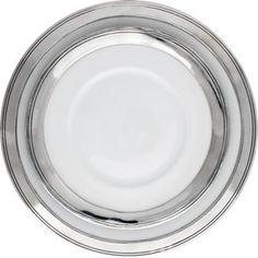 Classic Pewter Dinnerware