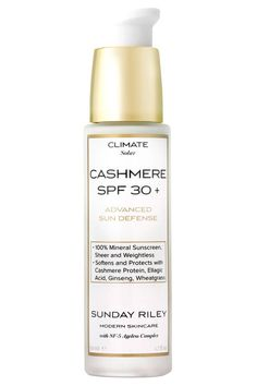 Free of chemical blockers, these natural sunscreens are sheer, easy-to-blend, and gentle on all complexions.