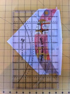 Tips on how to trim the Metro Rings Pattern block using the quick curve ruler!
