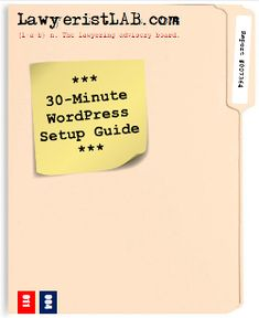 Weekend Project: 30-Minute WordPress Setup Guide
