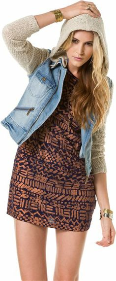 BILLABONG REV UP JACKET > Womens > Featured > SCNYC Style Guide   Swell.com
