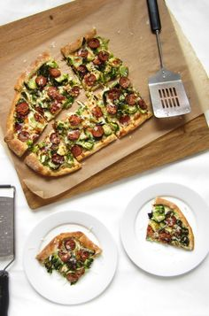Brussel Sprouts and Sausage Pizza | Bacon Egg & Cheese{cake}