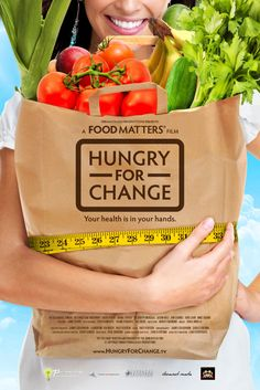 Hungry For Change, its on Netflix - An eye opener!