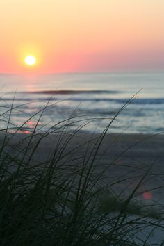 Sunrise at Avon, NC (Outer Banks)