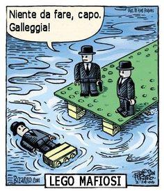 LEGO mafia