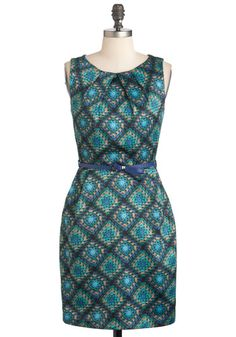 Crocheted You Look Dress, #ModCloth