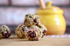Quinoa Granola Bars and Chocolate Chip Quinoa Trail Mix Balls