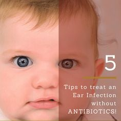 Ear infections can b