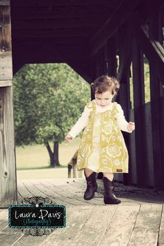 Never to early for cowboy boots