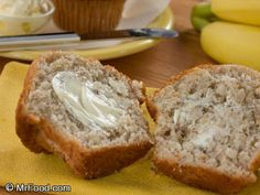 5 Easy Banana Muffin #Recipes