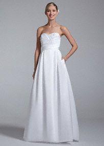 David's Bridal Style 875578