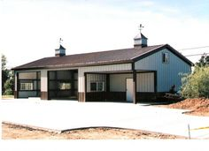 Sheds ottors pole barn builders oklahoma city for Metal homes in oklahoma