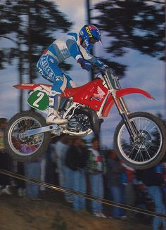 Jeff Stanton 1990 Motocross Des Nations by teyblyy, via Flickr