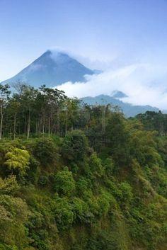 Mount Merapi-One, Indonesia