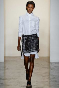 Peter Som Spring 2015 Ready-to-Wear - Collection
