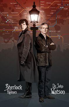Sherlock again :)