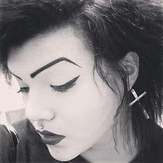Dark #Goth girl