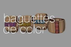 Baguettes de color / Joyería Suárez